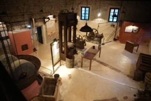 Ελαιοπαραγωγός στην Πάργα έφτιαξε μουσείο ελιάς!