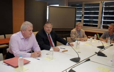 Συνάντηση Βενιζέλου με τη διοίκηση της ΟΤΟΕ
