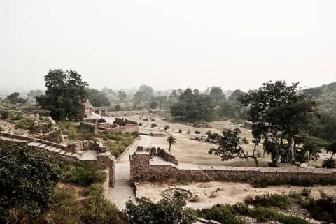 Bhangarh: Μια... στοιχειωμένη πόλη στην Ινδία