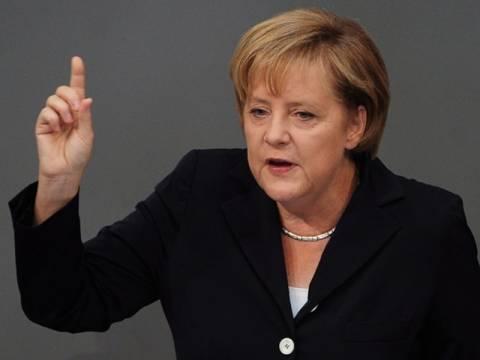 Λύση για την Ελλάδα στις 26 Νοεμβρίου βλέπει η Μέρκελ