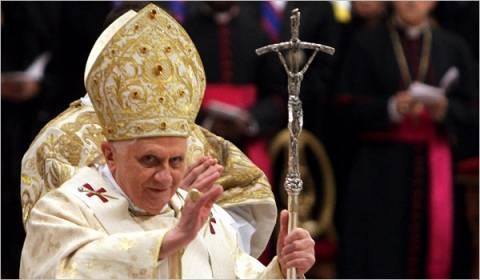 Ο Πάπας πιστεύει ότι έγινε λάθος για το πότε γεννήθηκε ο Ιησούς!