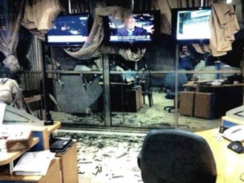 Έκαψαν τα γραφεία του Al Jazeera στο Κάιρο