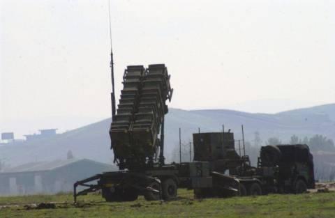 Πύραυλοι Πάτριοτ στην Τουρκία με τις... ευλογίες των ΗΠΑ