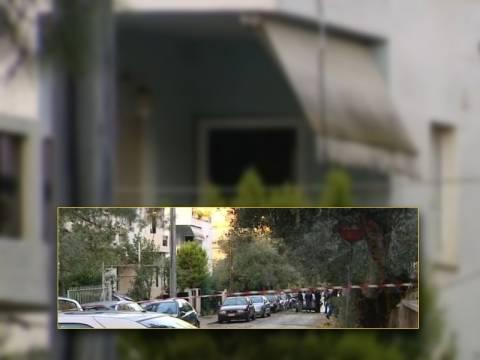Βίντεο: Ισχυρή έκρηξη στο σπίτι εισαγγελέως στο Χαλάνδρι