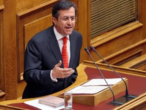 Τα ονόματα της λίστας Λαγκάρντ ζητά ο Ν. Νικoλόπουλος