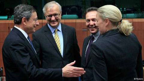 Die Welt: «H οξεία διαμάχη πρέπει να σταματήσει για χάρη της Ελλάδας»