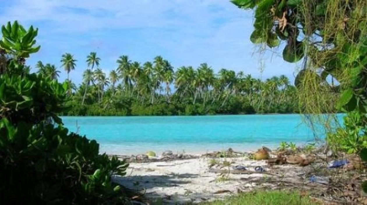 Μυστήριο με το νησί «φάντασμα»