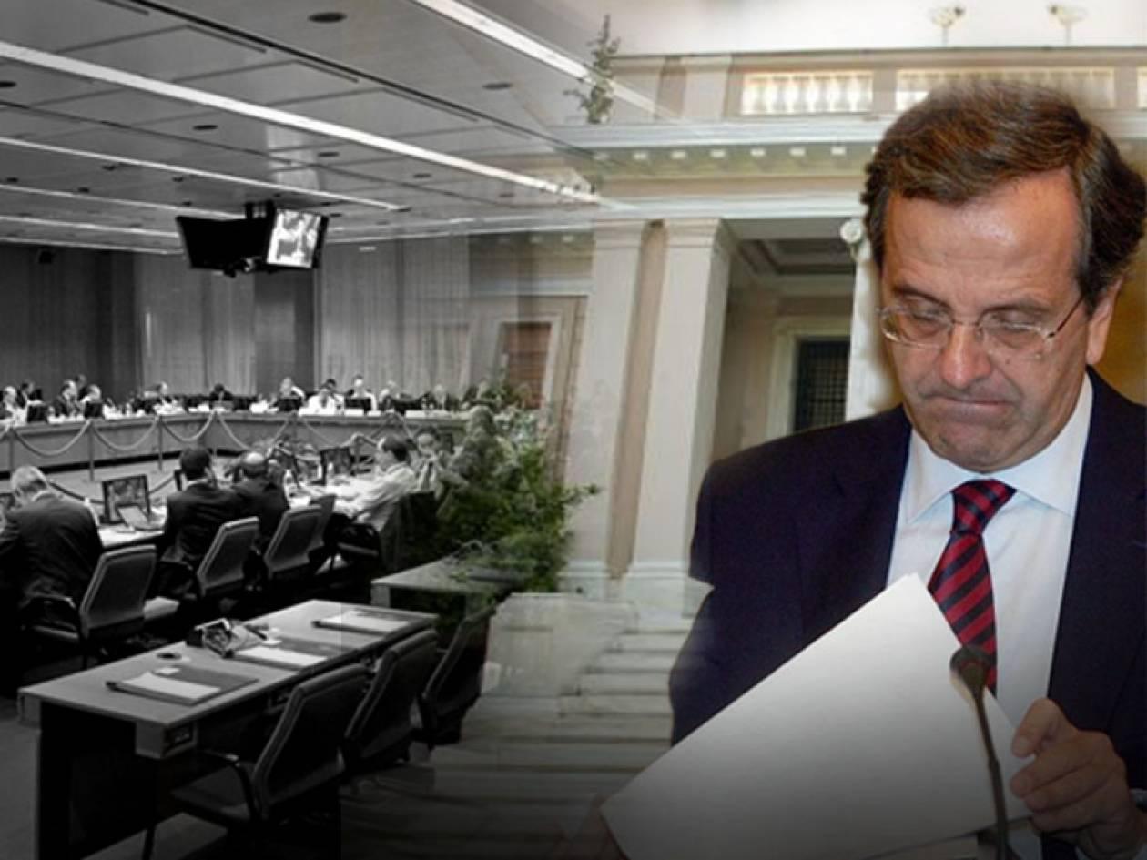 Σε λαβύρινθο ο Σαμαράς  μετά το φιάσκο στο Eurogroup