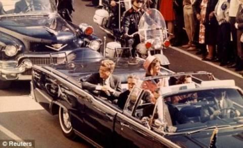 Δολοφονία Κένεντι: Νέα θεωρία 49 χρόνια μετά (βίντεο)