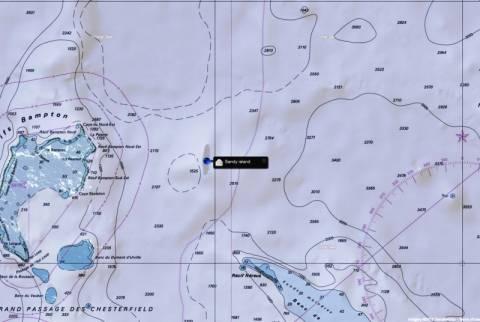 Μεγάλο μυστήριο με νησί «φάντασμα» στο νότιο Ειρηνικό! (pics)