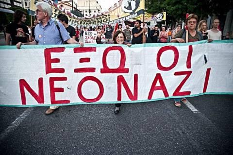 Αντιφασιστική πορεία στο Ηράκλειο