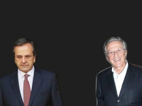 O Αντώνης Σαμαράς χρηματοδότησε με 11,5 εκατ. ευρώ τον… αδελφό του!