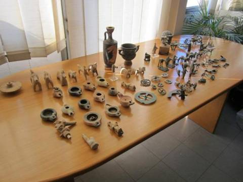 Βίντεο:Επαγγελματίες αρχαιοκάπηλοι οι «ποντικοί» της Αρχαίας Ολυμπίας