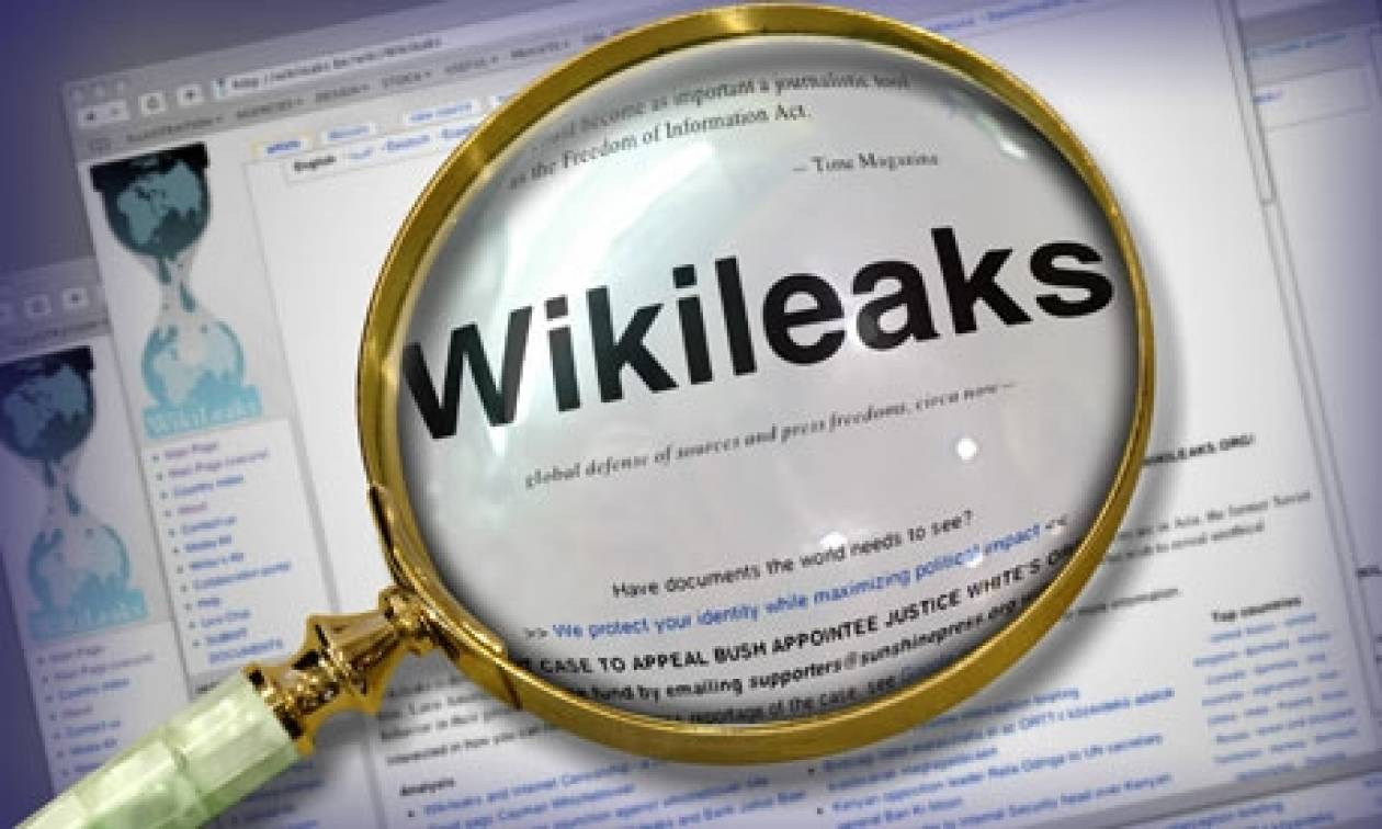Wikileaks: Ντοκουμέντα-σοκ για την ερωτική ζωή Ελλήνων στα αρχεία CIA
