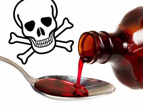 Τοξικό σιρόπι για το βήχα σκότωσε 13 άτομα