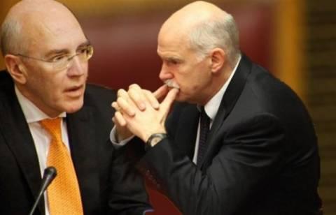 Στη Βουλή η δικογραφία για τις ευθύνες της κυβέρνησης Παπανδρέου