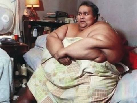 Οι 10 πιο παχύσαρκοι άνθρωποι στην ιστορία! (pics)