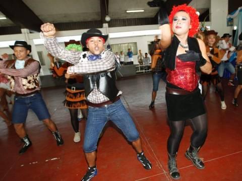 Βίντεο: Διαγωνισμός χορού με «Gangnam Style» σε φυλακή