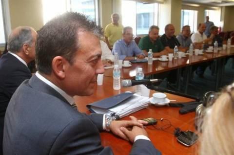 Συνάντηση Γ. Βρούτση με τους κοινωνικούς εταίρους