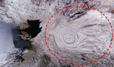 Είσοδος εξωγήινων σε βουνό της Ουάσιγκτον;
