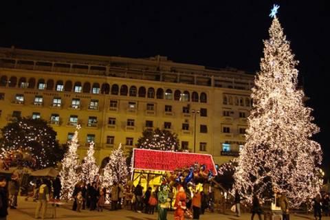 Θεσσαλονίκη: Στις 17 Δεκεμβρίου το εορταστικό ωράριο στα καταστήματα