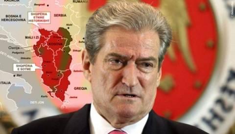 Ο Μπερίσα τρελάθηκε! Φτάνει την Αλβανία μέχρι την ..Πρέβεζα!