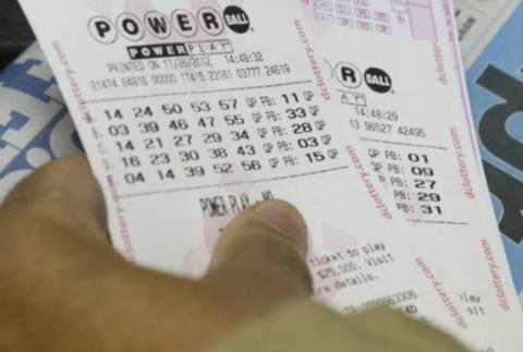 Δύο Αμερικανοί μοιράζονται τα 580 εκατ. δολάρια του Powerball