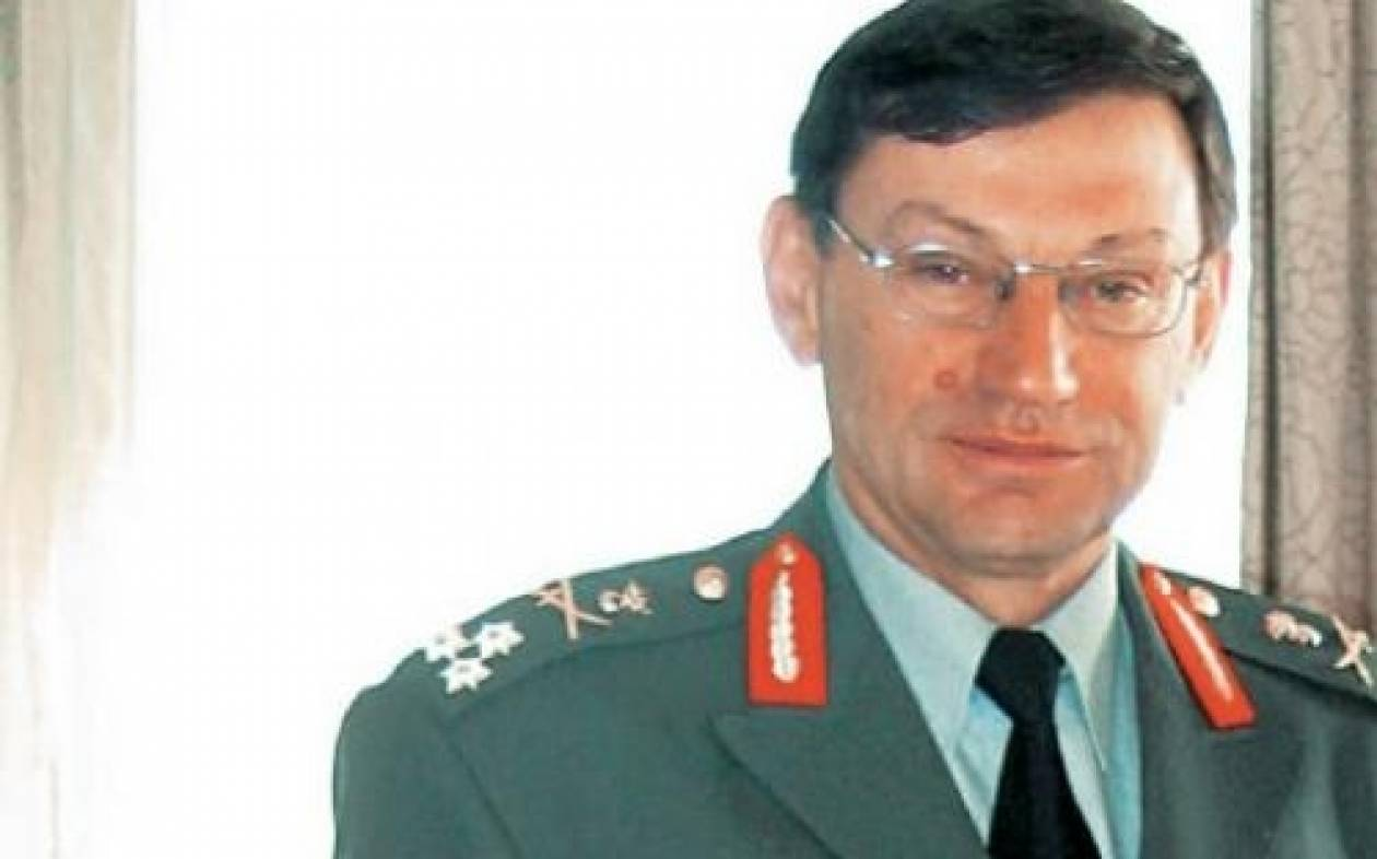 Καστελόριζο: Επίσκεψη του Αρχηγού Στρατού Κ. Γκίνη