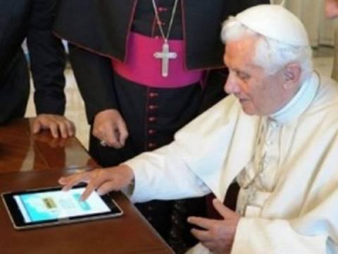Και ο Πάπας στο twitter!