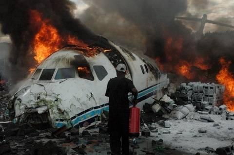 Αεροπορική τραγωδία στο Κονγκό