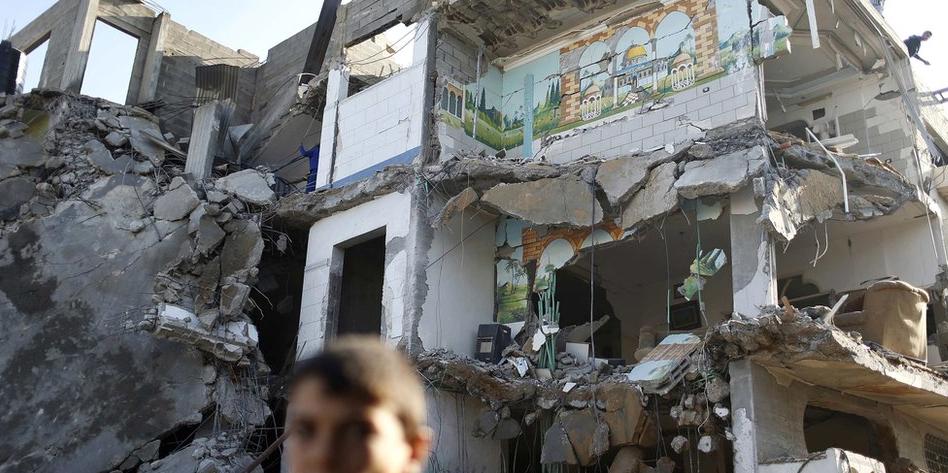 To ανθρωπιστικό δράμα της Γάζας