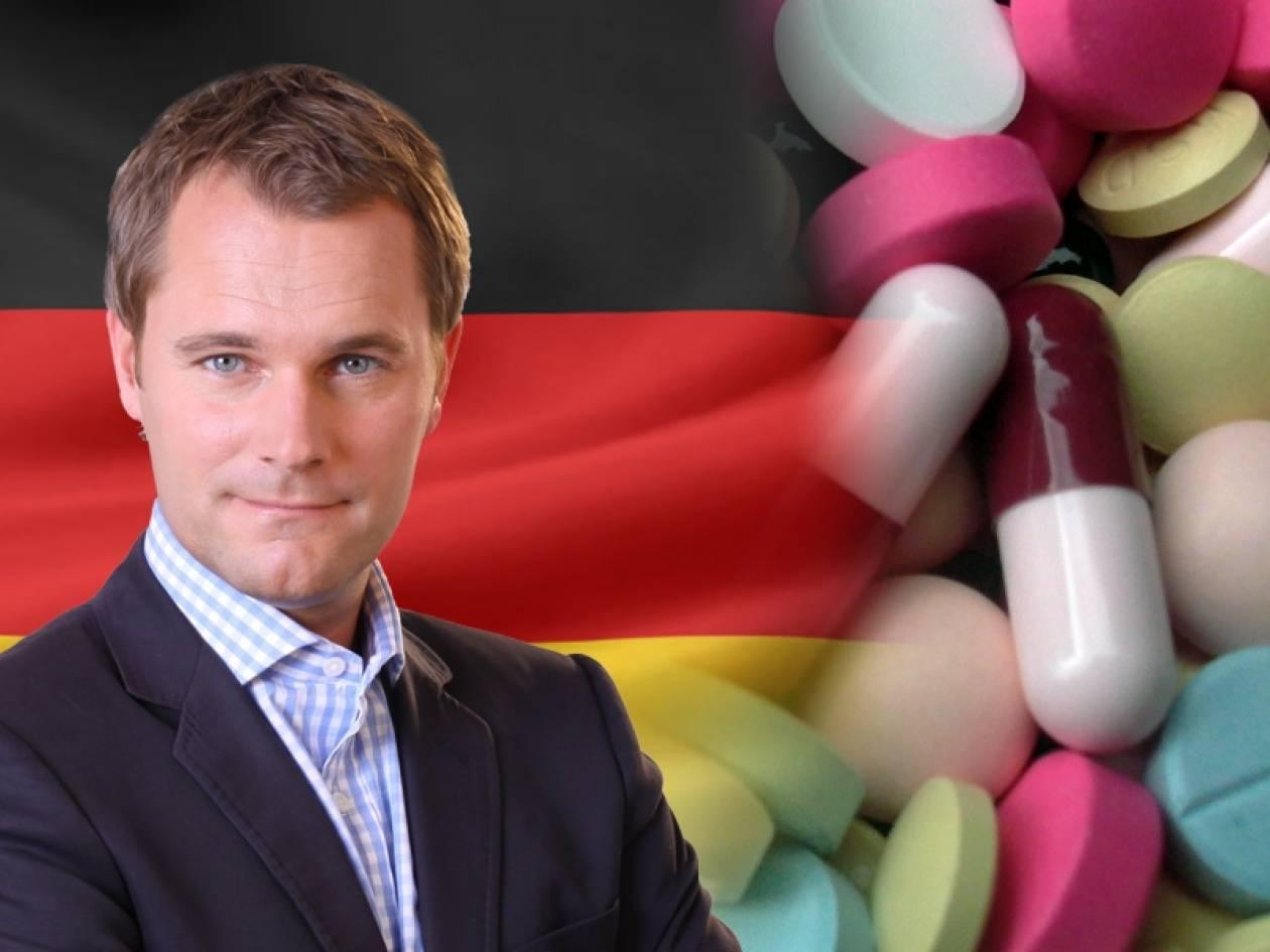 Γερμανικό σχέδιο για άλωση της Ελλάδας με αιχμή του δόρατος την Υγεία!