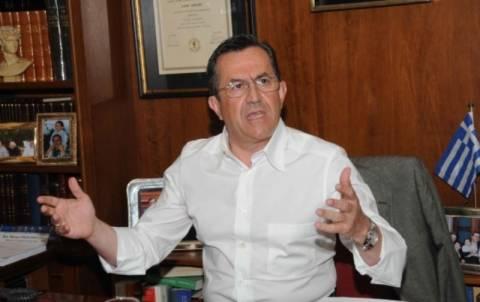 Νικολόπουλος: Το «Πράσινο Ταμείο» έδωσε 40.000 ευρώ για ένα άγαλμα