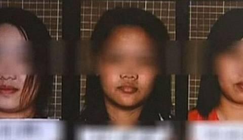 Εικόνες που σοκάρουν: 35χρονος είχε 6 νεαρές σκλάβες στο κελάρι του