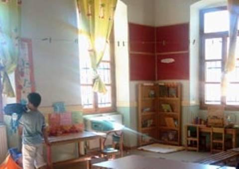 Τ.Κουίκ: 30 «τεκμήρια» του 3ου Νηπιαγωγείου Σάμου σε άθλιες συνθήκες