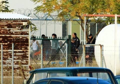 Εξέγερση λαθρομεταναστών στο Φυλάκιο Έβρου