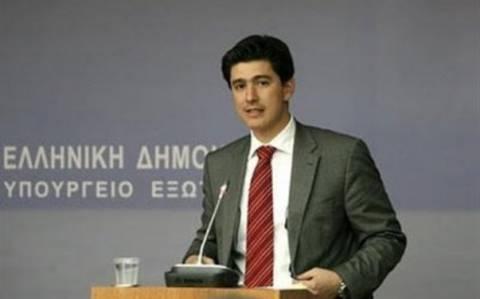 Υπ.Εξ για εξαγγελία Μπερίσα περί αλβανικής υπηκοότητας εκτός Αλβανίας
