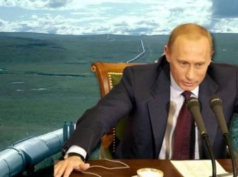 Ο Πούτιν εγκαίνια στον S.Stream και εδώ μιλάμε με την «Μεγάλη Αλβανία»