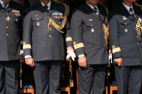 Συσσίτιο σε πολιτικούς υπαλλήλους των Ενόπλων Δυνάμεων