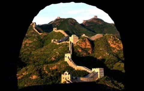 Εντυπωσιακές φωτογραφίες από το Σινικό Τείχος