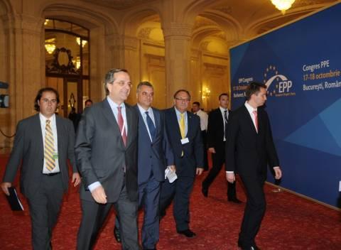 Σαμαράς: «Ελλάδα και Κύπρος πρέπει να εκπέμψουν Ελληνισμό»