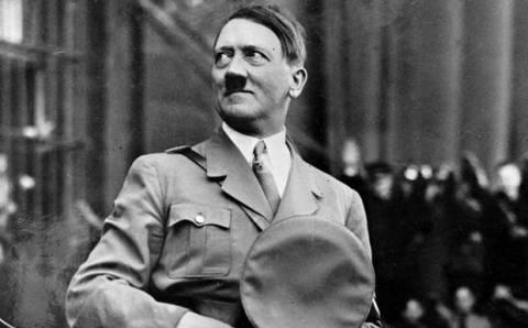 Ο Χίτλερ... και η λόγχη του πεπρωμένου