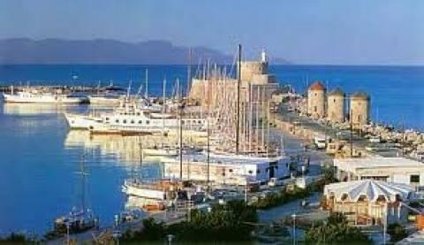Ρόδος: Σε Τούρκους επενδυτές και η μαρίνα στο Μανδράκι