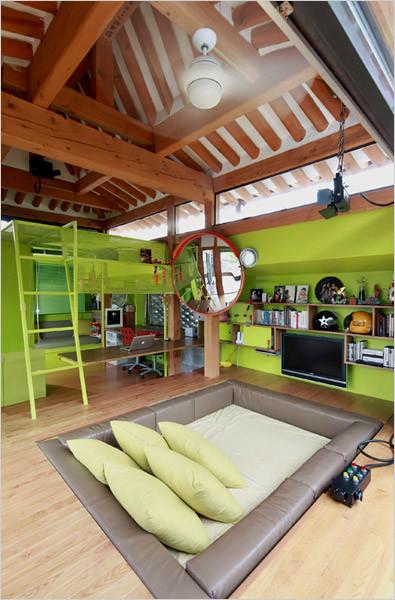 Ονειρεμένα δωμάτια... (pics)
