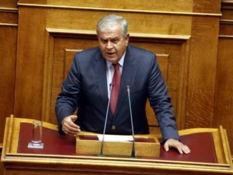 Αθανάσιος Νάκος: Δικαιούνται τις υπερωρίες οι υπάλληλοι της Βουλής