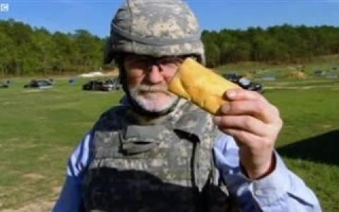 Απίστευτο! «Στρατιωτικό» σάντουιτς μένει φρέσκο για 3 χρόνια!