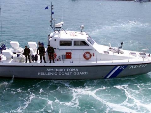 ΤΩΡΑ: Ώρες αγωνίας για πλήρωμα πλοίου