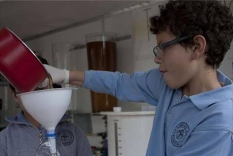 Στυλίδα: Νηπιαγωγείο μαζεύει τηγανέλαιο για να ζεσταθεί...
