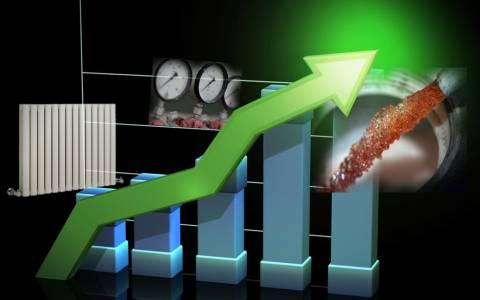Eurostat: Η Ελλάδα με το χαμηλότερο ποσοστό πληθωρισμού στην ΕΕ
