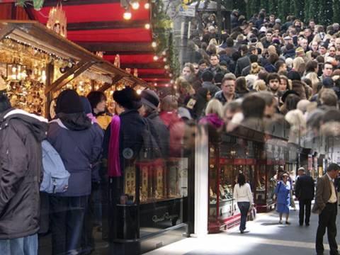 Το πνεύμα των Χριστουγέννων δεν θα σώσει τα καταστήματα φέτος